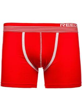 Červené pánske boxerky BOLF G513