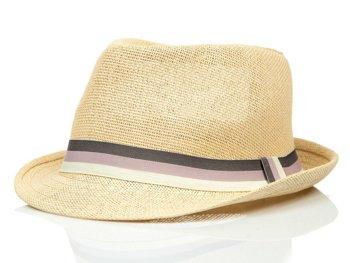Ecru pánsky klobúk BOLF KAP214