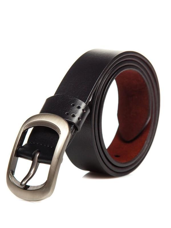 Čierna pánska kožená peňaženka Bolf P012