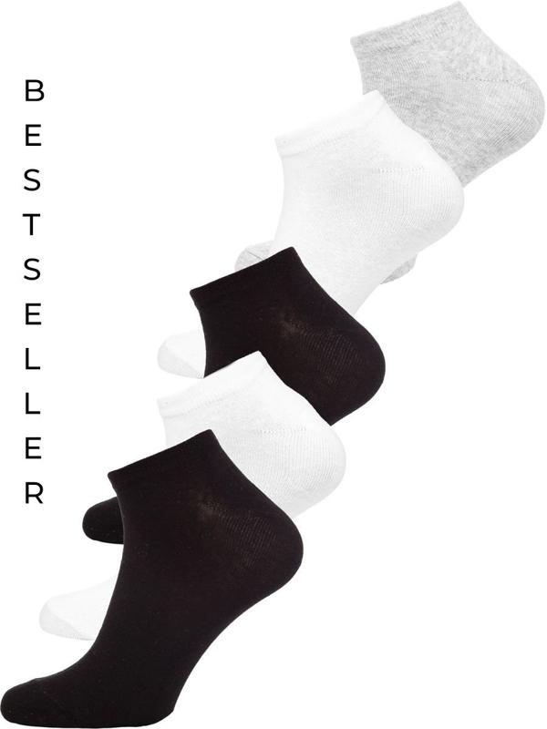 Farebné pánske ponožky Bolf  X10161-5P 5 PACK